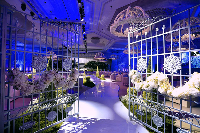 Ali Bakhtiar Designs Wedding Event
